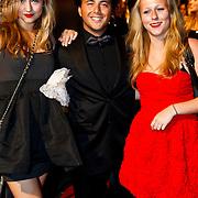 NLD/Amsterdam/20100629 - Premiere Twilight Saga - The Eclipse, Caroline Spoor, Jon Karthaus en .....