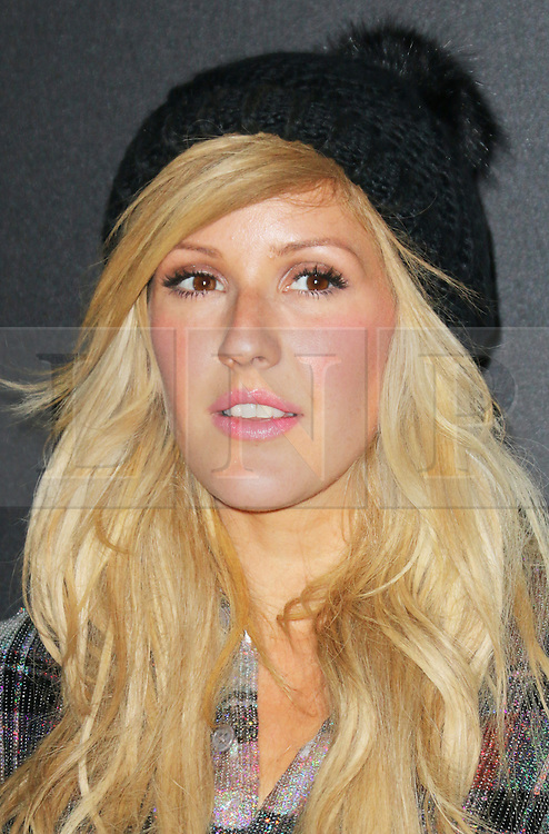 Ellie Goulding, The World Premiere of the New MINI, Old Sorting Office, London UK, 18 November 2013, Photo by Richard Goldschmidt © Licensed to London News Pictures. Photo credit : Richard Goldschmidt/Piqtured/LNP