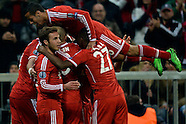 Bayern Munich v Arsenal 110314