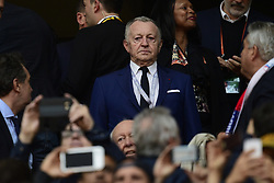 May 16, 2018 - Lyon, France, France - Jean Michel Aulas - president de l Olympique Lyonnais (Credit Image: © Panoramic via ZUMA Press)