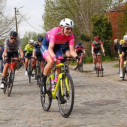 8-05-2021: Wielrennen: GP Eco Struct : Belgie: Martina Alzini