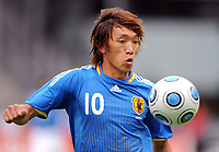 Fotball<br /> Japan<br /> Foto: Witters/Digitalsport<br /> NORWAY ONLY<br /> <br /> 09.09.2009<br /> <br /> Shunsuke Nakamura<br /> Fussball Japan