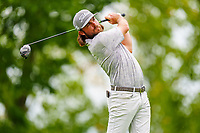 NEWBURGH, IN - SEPTEMBER 05:  Joey Garber during the final round of the Korn Ferry Tour Championship presented by United Leasing and Financing at Victoria National Golf Club on September 5, 2021 in Newburgh, Indiana. (Photo by Andrew Wevers/PGA TOUR)