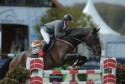 Weishaupt Philipp, (GER), Chico<br /> CSI4* Qualifikation DKB-Riders<br /> Horses & Dreams meets Denmark - Hagen 2016<br /> © Hippo Foto - Stefan Lafrentz