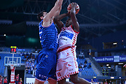 PESARO 15 NOVEMBRE  2014<br /> BASKET SERIE A<br /> Consultinvest Pesaro Enel Brindisi<br /> NELLA FOTO Semay Christon<br /> FOTO CIAMILLO