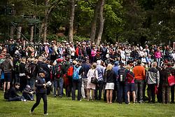 June 3, 2017 - BarsebäCk, Sverige - 170603 Publik under dag tre av golftävlingen Nordea Masters den 3 juni 2017 i Barsebäck  (Credit Image: © Petter Arvidson/Bildbyran via ZUMA Wire)