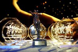 08-10-2006 VOLLEYBAL: GALA 2006: DOETINCHEM<br /> In de schouwburg van Doetinchem werd het volleybalgala 2006 gehouden / Awards, beker, trophy, DELA<br /> ©2006-WWW.FOTOHOOGENDOORN.NL