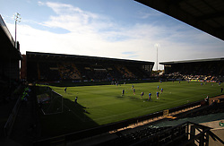 General view of Meadow Lane, home of Notts County - Mandatory byline: Jack Phillips / JMP - 07966386802 - 11/10/2015 - FOOTBALL - Meadow Lane - Nottingham, Nottinghamshire - Notts County v Plymouth Argyle - Sky Bet Championship