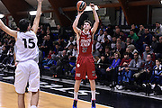 DESCRIZIONE : Roma Adidas Next Generation Tournament 2015 Armani Junior Milano Unipol Banca Bologna<br /> GIOCATORE : Michele Serpilli<br /> CATEGORIA : tiro three points<br /> SQUADRA : Armani Junior Milano<br /> EVENTO : Adidas Next Generation Tournament 2015<br /> GARA : Armani Junior Milano Unipol Banca Bologna<br /> DATA : 29/12/2015<br /> SPORT : Pallacanestro<br /> AUTORE : Agenzia Ciamillo-Castoria/GiulioCiamillo<br /> Galleria : Adidas Next Generation Tournament 2015<br /> Fotonotizia : Roma Adidas Next Generation Tournament 2015 Armani Junior Milano Unipol Banca Bologna<br /> Predefinita :