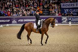 WERTH Isabell (GER), EMILIO 107<br /> Neumünster - VR Classics 2020<br /> FEI Dressage World CupTM presented of the VR Bank Neumünster<br /> CDI-W FEI Grand Prix Freestyle - Dressurprüfung Kl. S**** - international<br /> 16. Februar 2020<br /> © www.sportfotos-lafrentz.de/Stefan Lafrentz