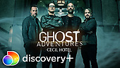 February 26, 2021 (USA): Discovery+ 'Ghost Adventures' Episode