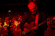 Guitarist Jack Silverman at the Stone Fox in Nashville, TN
