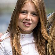 NLD/Warmond//20170707 - Koninklijke fotoshoot zomer 2017, Prinses Alexia