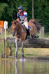 Kooremans Raf (NED) - Telstar<br /> Nationaal Kampioenschap LRV  Minderhout 2009<br /> CIC** Minderhout 2009<br /> Photo © Dirk Caremans