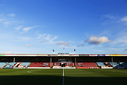 A general view of Glanford Park  - Mandatory by-line: Matt McNulty/JMP - 11/11/2017 - FOOTBALL - Glanford Park - Scunthorpe, England - Scunthorpe United v Bristol Rovers - Sky Bet League One