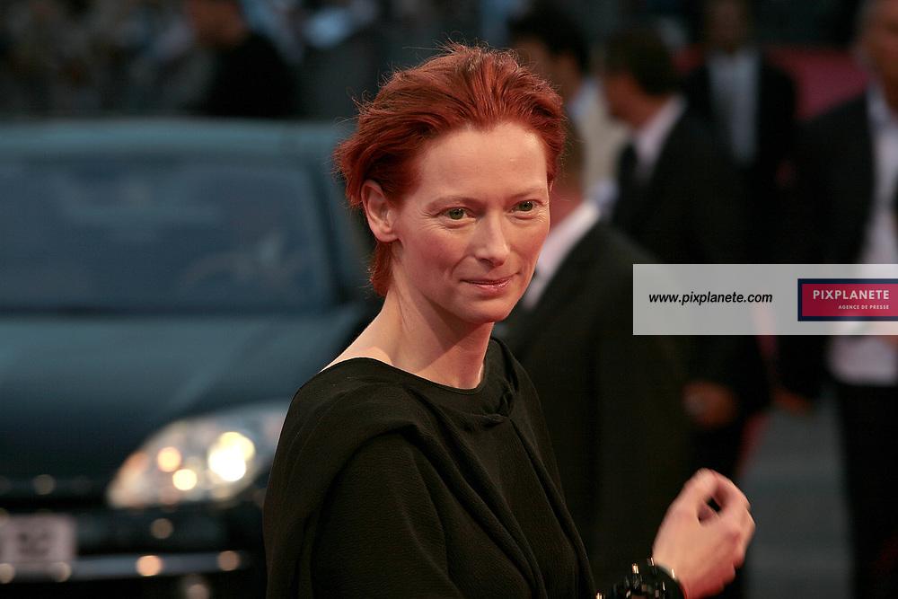 Tilda Swinton - - 33 ème Festival du film américain de Deauville - 2/09/2007 - JSB / PixPlanete