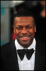 Chris Tucker during the British Academy Film Awards, The Royal Opera House, Bow Street, London, UK, Sunday February 10, 2013. Photo by Andrew Parsons / i-Images