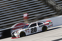 November 2, 2018 - Ft. Worth, Texas, United States of America - Christopher Bell (20) takes to the track to practice for the O'Reilly Auto Parts Challenge at Texas Motor Speedway in Ft. Worth, Texas. (Credit Image: © Justin R. Noe Asp Inc/ASP via ZUMA Wire)
