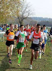 08-12-2013 ATHLETICS: SPAR EC CROSS COUNTRY: BELGRADE<br /> Junior men 6 km / 214 Bart van Nuenen<br /> ©2013-WWW.FOTOHOOGENDOORN.NL