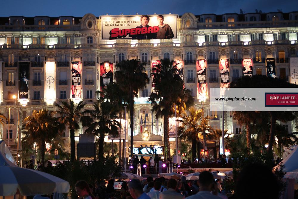 Ambiance lors du 60 ème festival de Cannes - 21/05/2007 - JSB / PixPlanete