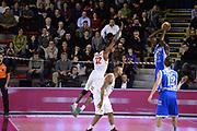 DESCRIZIONE : Roma Lega serie A 2013/14 Acea Virtus Roma Banco Di Sardegna Sassari<br /> GIOCATORE : Johnson Linton<br /> CATEGORIA : tiro tre  punti controcampo<br /> SQUADRA : Banco Di Sardegna Dinamo Sassari<br /> EVENTO : Campionato Lega Serie A 2013-2014<br /> GARA : Acea Virtus Roma Banco Di Sardegna Sassari<br /> DATA : 22/12/2013<br /> SPORT : Pallacanestro<br /> AUTORE : Agenzia Ciamillo-Castoria/ManoloGreco<br /> Galleria : Lega Seria A 2013-2014<br /> Fotonotizia : Roma Lega serie A 2013/14 Acea Virtus Roma Banco Di Sardegna Sassari<br /> Predefinita :