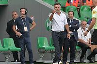 Chrsitophe Galtier (entraineur saint etienne)  <br /> FOOTBALL : Saint Etienne vs Toulouse - Ligue 1 - 28/08/2016<br /> Norway only