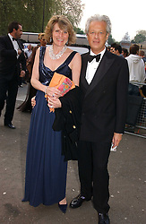 LORD & LADY KENILWORTH at the NSPCC's Dream Auction held at The Royal Albert Hall, London on 9th May 2006.<br />
