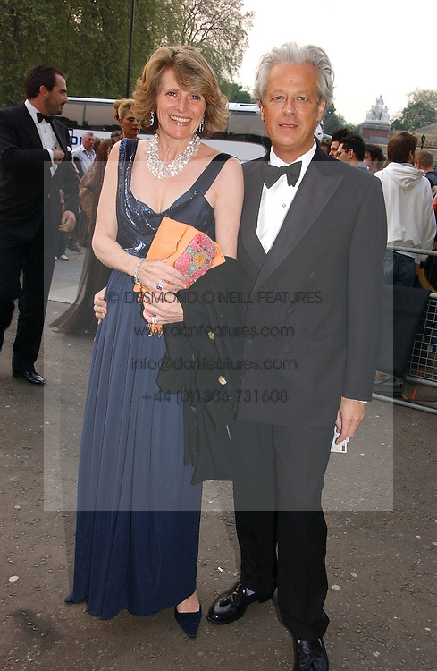 LORD & LADY KENILWORTH at the NSPCC's Dream Auction held at The Royal Albert Hall, London on 9th May 2006.<br /><br />NON EXCLUSIVE - WORLD RIGHTS