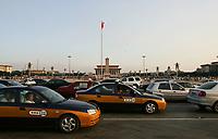 Abendverkehr vor dem Tiananmen Platz. © Urs Bucher/EQ Images