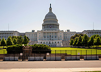 the Capitol the fence surrounding the United States Capitol will be taken down starting next week, according to a report.<br /> <br /> officials originally erected two layers of fencing around the Capitol shortly after the protests and riots which occurred on January 6 Photo by <br /> Catherine Brown