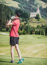06.06.2019, Golfclub Zillertal, Uderns, AUT, Skijumpers Golf Trophy, im Bild Robert Johansson (NOR) // during the Skijumpers Golf Trophy at the Golfclub Zillertal, Uderns, Austria on 2019/06/06. EXPA Pictures © 2019, PhotoCredit: EXPA/Stefanie Oberhauser