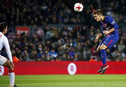 November 29, 2017 - Barcelona, Catalonia, Spain - Denis Suarez during the Copa del Rey match between FC Barcelona v Real Murcia CF,i n Barcelona, on November 29, 2017. (Credit Image: © Joan Valls/NurPhoto via ZUMA Press)