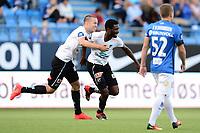 Fotball , 21 August , Tippeligaen , Eliteserien , Molde - Odd , Foto: Marius Simensen, Digitalsport , Espen Ruud , Tobias Hammer Svendsen , Chukwuma Akabueze