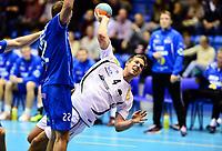 Håndball , 23. oktober 2013 , kvartfinale NM herrer , Drammen - Haslum<br /> Einar Koren , Haslum