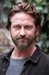 October 22, 2017 - Rome, Italy - Actor Gerard Butler attends the photocall of movie Geostorm at Hotel de Russie in Rome, Italy on October 22, 2017. (Credit Image: © Luca Carlino/NurPhoto via ZUMA Press)