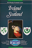 Rugby 03/02/1990 Five Nations Ireland Vs Scotland