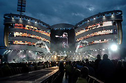 Rolling Stones play live at the Don Valley StadiumSheffield. .27 th August 2006.Copyright Paul David Drabble