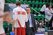 DESCRIZIONE : Campionato 2014/15 Serie A Beko Semifinale Playoff Gara4 Dinamo Banco di Sardegna Sassari - Olimpia EA7 Emporio Armani Milano<br /> GIOCATORE : Alessandro Vicino Angelo Gigli<br /> CATEGORIA : Fair Play Before Pregame<br /> SQUADRA : Olimpia EA7 Emporio Armani Milano<br /> EVENTO : LegaBasket Serie A Beko 2014/2015 Playoff<br /> GARA : Dinamo Banco di Sardegna Sassari - Olimpia EA7 Emporio Armani Milano Gara4<br /> DATA : 04/06/2015<br /> SPORT : Pallacanestro <br /> AUTORE : Agenzia Ciamillo-Castoria/L.Canu<br /> Galleria : LegaBasket Serie A Beko 2014/2015