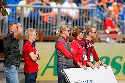 Skodborg Merrald Nanna, DEN, Atterupgaards Orthilia<br /> European Championship Dressage - Hagen 2021<br /> © Hippo Foto - Dirk Caremans<br /> 07/09/2021