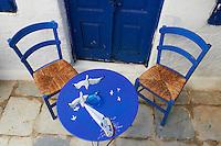 Grece, Cyclades, ile de Tinos, village de Kardiani // Greece, Cyclades islands, Tinos, Kardiani village