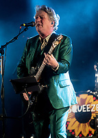 Squeeze live at the Pub in the Park's drive in Garden Party Henley photo by Brian Jordan