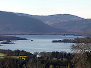 Brickeen Bridge and Lough lein  viewed from Aghadoe, Killarney..Picture by Don MacMonagle *** Local Caption *** © MacMonagle, Photography.www.macmonagle.com.email: info@macmonagle.com.6 Port Road, Killarney, County Kerry, Ireland.Tel: 353 6432833