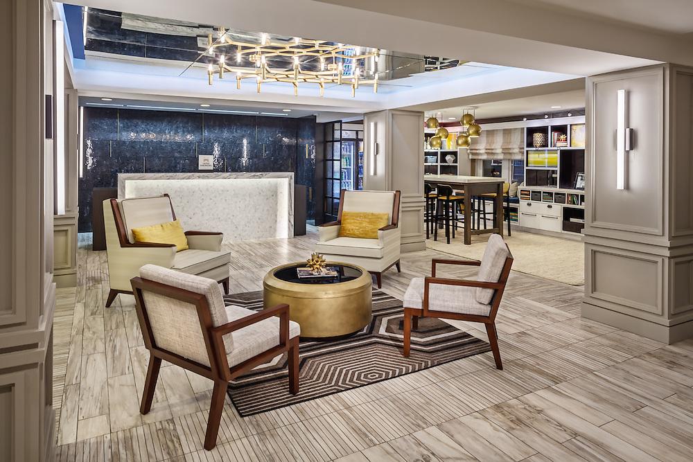 Partridge Inn Lobby - Augusta, GA