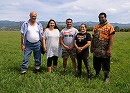 Tataiwhetu, Taneatua. <br /> <br /> Ahuwhenua Trophy Excellence in Māori Farming Award 2021 for Dairy. February 2021. Photo by alphapix.nz<br /> <br /> CONDITIONS of USE:<br /> <br /> FREE for editorial use in direct relation the Ahuwhenua Trophy competition. ie. not to be used for general stories about the finalist or farming.<br /> <br /> NO archiving of images. NO commercial use. <br /> Please contact John@alphapix.co.nz if you have any questions
