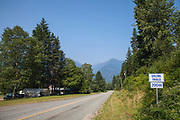Galena Trail, New Denver, Slocan Valley, West Kootenay, British Columbia, Canada