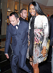 © Licensed to London News Pictures. 01/05/2014, UK. Lily Naomi Campbell - Store Launch Party, New Bond Street, London UK, 01 May 2014. Photo credit : Brett D. Cove/Piqtured/LNP