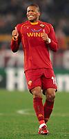 """Julio Baptista (Roma)<br /> Roma 9/12/2008 Stadio """"Olimpico"""" <br /> Champions League 2008/2009 <br /> Roma Bordeaux (2-0)<br /> Foto Andrea Staccioli Insidefoto"""