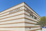 William J. Gillespie Performance Studios on Campus of the University of California Irvine, UCI