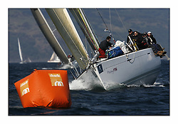 Bell Lawrie Scottish Series 2008. Fine North Easterly winds brought perfect racing conditions in this years event..Class 1 Playing FTSE GBR603R