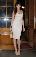 Daisy Lowe, UN x WIE Awards Gala Dinner, Goldsmiths Hall, London UK, 27 April 2015, Photo By Brett D. Cove